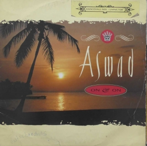 Aswad ‎– On And On Mango ‎– 12 MNG 708