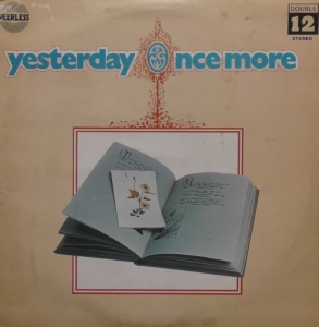 Various ‎– Yesterday Once More  Double 12 DT 011