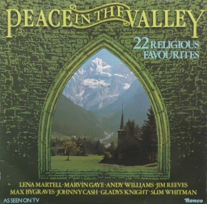 Various ‎– Peace In The Valley Ronco ‎– RTL 2043