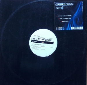 Art Of Silence ‎– West 4 Axiomattic Records ‎– AX12X2