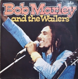 Bob Marley & The Wailers ‎– Bob Marley & The Wailers Pronit ‎– PLP 0061