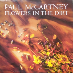 Paul McCartney ‎– Flowers In The Dirt  Parlophone ‎– PCSD 106