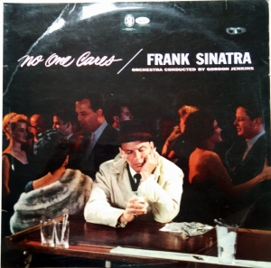Frank Sinatra ‎– No-One Cares World Record Club ‎– T.868
