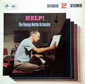The George Martin Orchestra ‎– Help! Columbia ‎– TWO 102