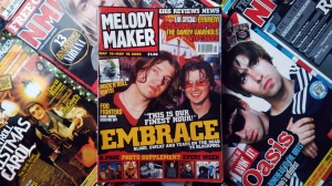 Melody Maker Music Magazine 10/16 05 2000 Foo Fighters, Embrace