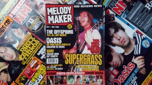 Melody Maker Music Magazine 1/7 12 1999  Supergrass, The Offspring, The Charlatans