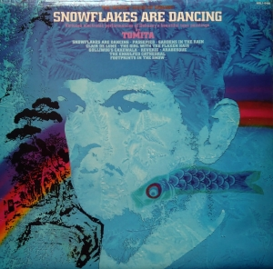 Tomita, Debussy ‎– Snowflakes Are Dancing (The Newest Sound Of Debussy) RCA Red Seal ‎– ARL1 0488
