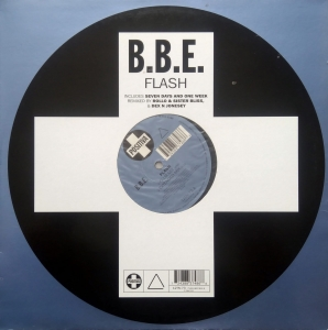 B.B.E. ‎– Flash  Positiva ‎– 12TIV-73