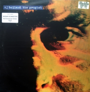 CJ Bolland ‎– The Prophet  FFRR ‎– FX 300