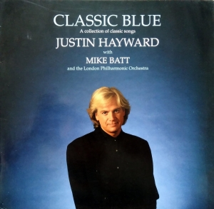 Justin Hayward With Mike Batt & The London Philharmonic Orchestra ‎– Classic Blue Trax Music ‎– MODEM 1040