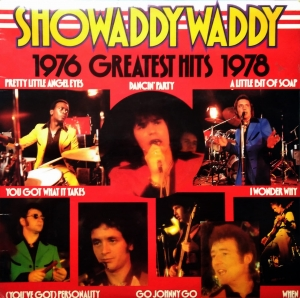 Showaddywaddy ‎– Greatest Hits 1976 - 1978 Arista ‎– ARTV 1