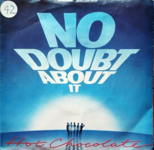 Hot Chocolate ‎– No Doubt About It RAK ‎– RAK 310
