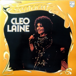 Cleo Laine ‎– Spotlight On Cleo Laine Philips ‎– 6625 008