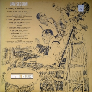 Various ‎– Jam Session RCA Readers Digest ‎– RDM 2181