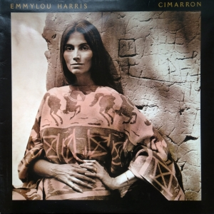 Emmylou Harris ‎– Cimarron Warner Bros. Records ‎– K 56955