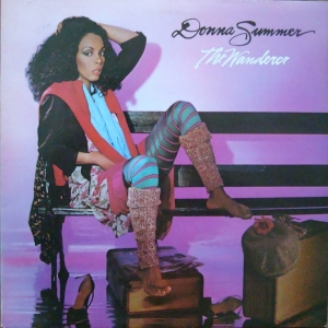 Donna Summer ‎– The Wanderer K 99124 Vinyl