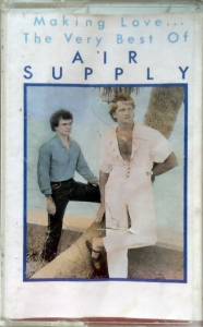 Air Supply ‎– Making Love.... The Very Best Of Arista ‎– 410 757