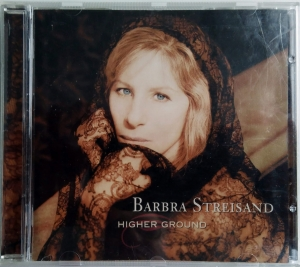 Barbra Streisand ‎– Higher Ground Columbia ‎– 488532 2
