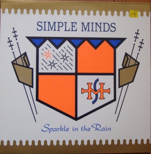 Simple Minds ‎– Sparkle In The Rain V 2300  A-2U / B-1U  Rock