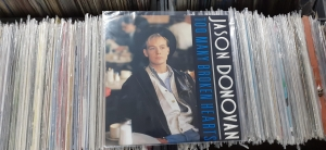 Jason Donovan ‎– Too Many Broken Hearts PWL Records ‎– PWLT 32