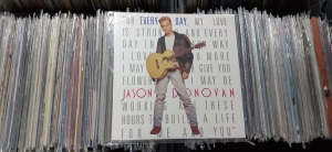 Jason Donovan ‎– Every Day (I Love You More) PWL Records ‎– PWLT 43