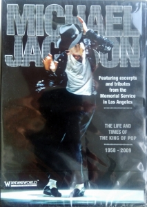 Jackson Michael Life And Times Of The King WNRD2482