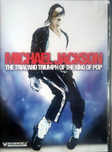 Michael Jackson The Trial & Triumph of the King of Pop DVD WNRD 2475