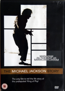 MICHAEL JACKSON - DVD - Man In The Mirror The Michael Jackson Story. SCBX 9408