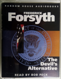 The Devil's Alternative by Frederick Forsyth (Audio Cassette, 1995) RC 348