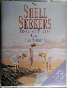 The Shell Seekers by Rosamunde Pilcher - 2 x Cassette Audiobook