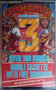 Chas & Dave ‎– Chas & Dave's Jamboree Bag Number 3  Rockney ‎– ZCROC 914