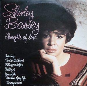 Shirley Bassey ‎– Thoughts Of Love  UAS 30011 Stereo