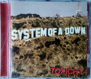 System Of A Down ‎– Toxicity  American Recordings – 501534 2