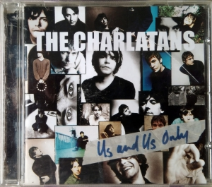 The Charlatans ‎– Us And Us Only  Universal ‎– MCD 60069