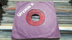 Rolling Stones ‎– Miss You Tonpress ‎– S-142