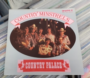 Country Minstrels ‎– Country Palace  Tonpress ‎– SX-T 52