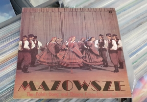Mazowsze ‎– The Polish Song And Dance Ensemble, Vol. 3  Polskie Nagrania Muza ‎– SX 0143