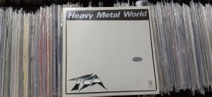 TSA ‎– Heavy Metal World Polskie Nagrania Muza ‎– SX 2335