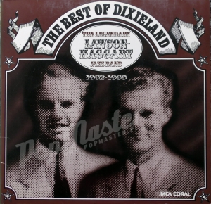 The Best Of Dixieland The Legendary Lawson Haggart Jazz Band COPS 7275-D/1-2 Jazz Records