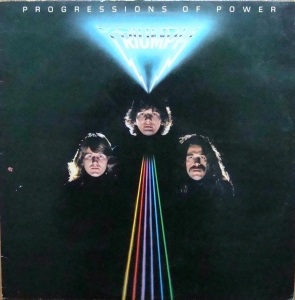 Triumph ‎– Progressions Of Power  PL 13524 Stereo