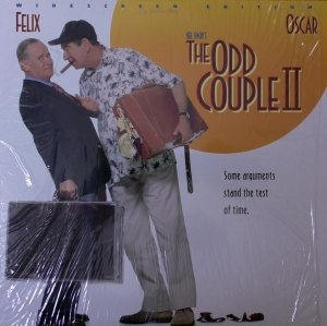 The Odd Couple 2 Jack Lemmon Walter Matthau (1998) 013023556768