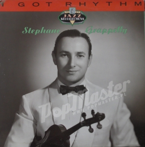 Stephane Grappelly I Got Rhythm MONO RECDL 12  820 422-1 Jazz Płyty Winylowe Stephane Grappelly I Got Rhythm MONO RECDL 12  820 422-1 Jazz Vinyl Schallplatten