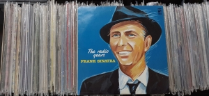 Frank Sinatra ‎– The Radio Years Wifon ‎– LP 143