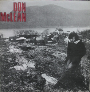 Don McLean – Don McLean United Artists Records – UAS 29399