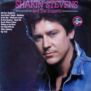 Shakin' Stevens And The Sunsets – Shakin' Stevens And The SunsetsShakin' Stevens And The Sunsets – Shakin' Stevens And The Sunsets Contour – CN 2046