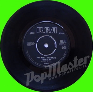 Slade (And Now-The Waltz) C'est La Vie RCA 291  Glam Rock Winyle