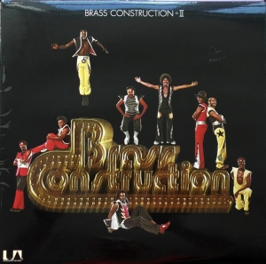 Brass Construction – Brass Construction II United Artists Records – UAS 30016