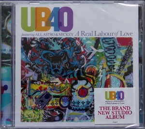 UB40 Featuring Ali, Astro & Mickey – A Real Labour Of Love UMC – 6738276
