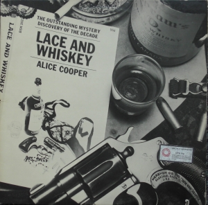 Alice Cooper – Lace And Whiskey Warner Bros. Records – BSK 3027