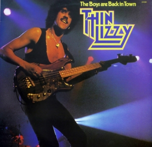 Thin Lizzy – The Boys Are Back In Town Contour – CN 2066